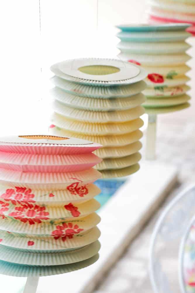vintage-paper-lanterns