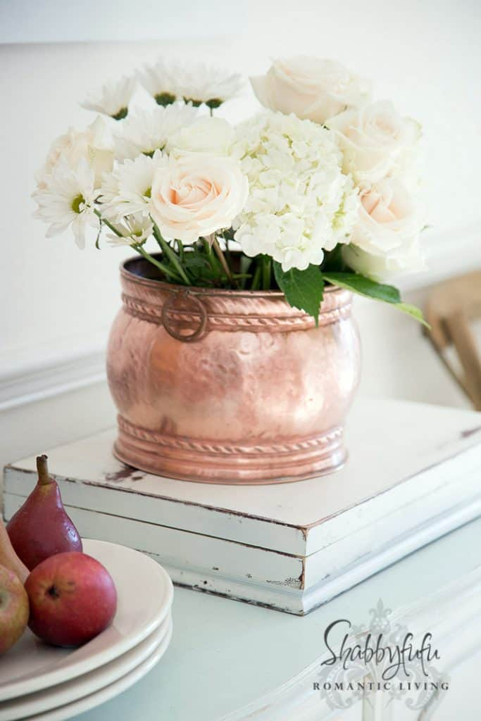 Copper And Gold In Home Decor