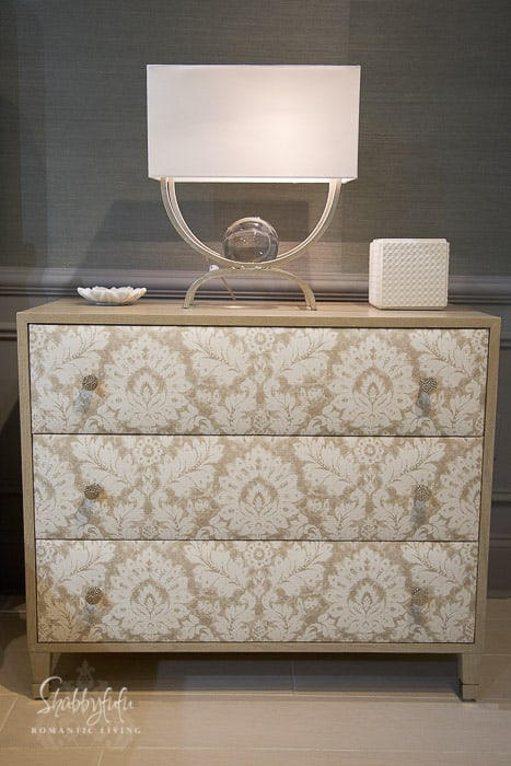 painted chest drawers vintage finish