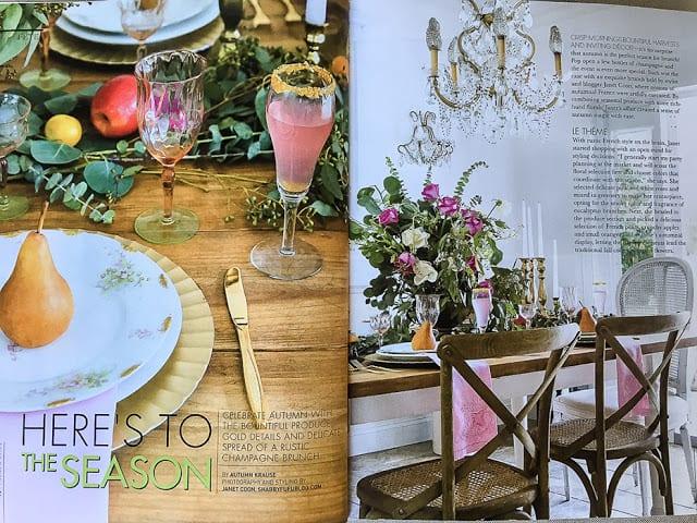 french style magazine janet coon shabbyfufu