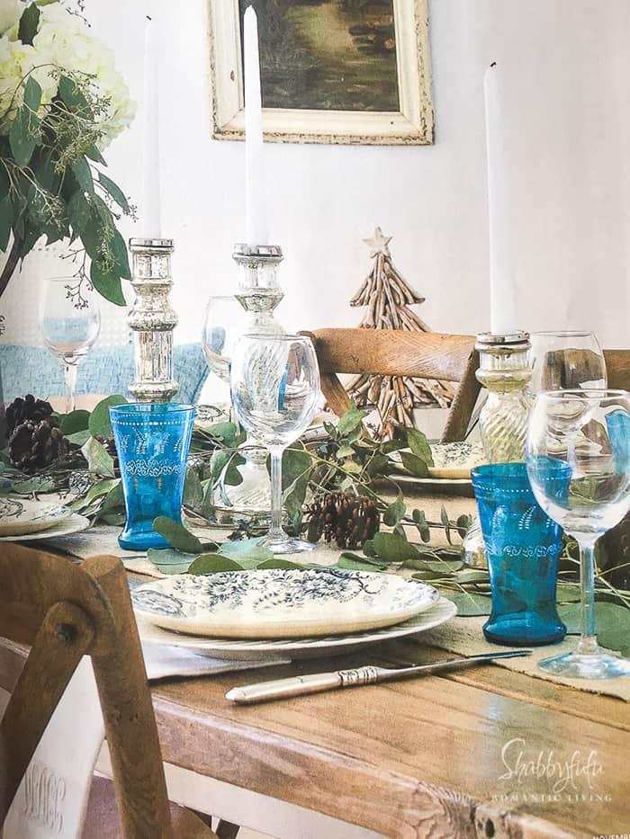 Janet Coon shabbyfufu romantic homes magazine