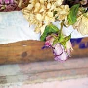 How To Display Dried Flower Arrangements – French Farmhouse Style