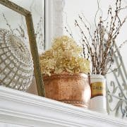 How To Cozy Up Your Home For Fall With Flowers