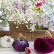 How To Make A Pumpkin Centerpiece – 3 Ways