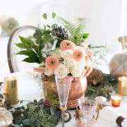 Thanksgiving Table Setting – Decor and Centerpiece
