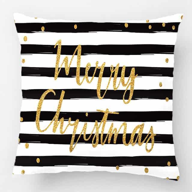 chic-black-stripe-christmas-pillow
