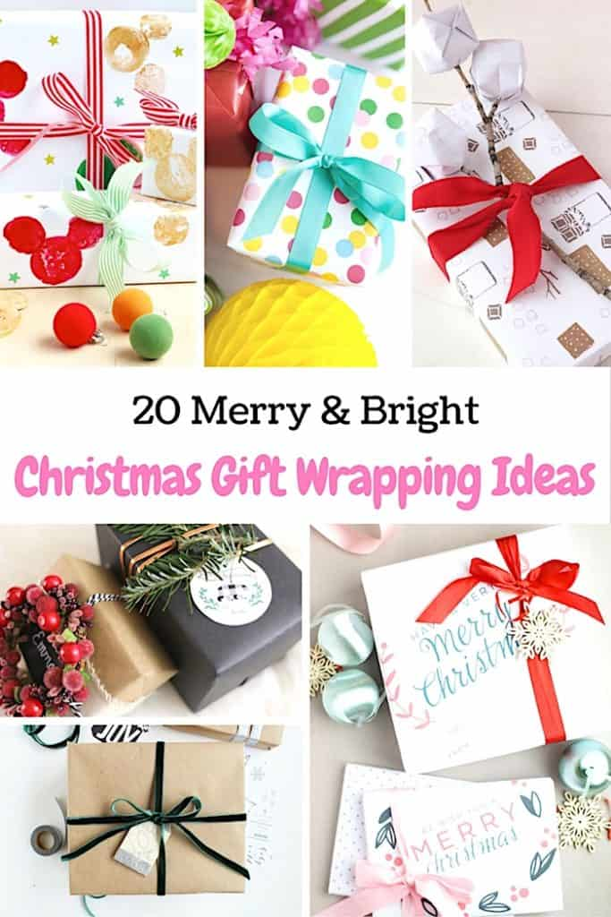 20 festive and thrifty homemade holiday gift wrapping ideas festive and thrifty homemade holiday gift wrapping ideas negle Gallery