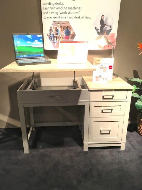 affordable standing desk