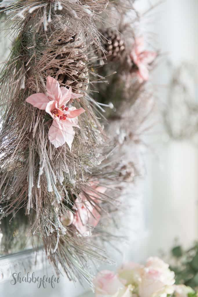 pink-christmas-wreath
