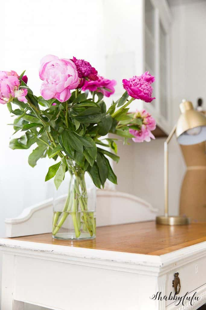 How to get peonies to open beautiful-pink-peonies