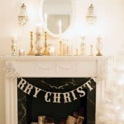 The Beautiful Magic of Christmas At Night