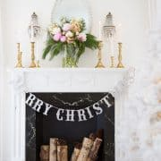 Budget Christmas Decorating With An Elegant Look