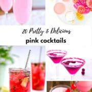 The BEST Delicious and Pretty Pink Cocktails