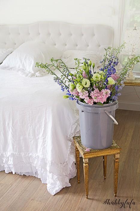 flower bucket diy
