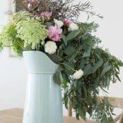 How To Make A Beautiful Wild Flower Arrangement