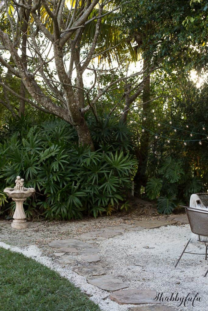 gardens and patios in miami