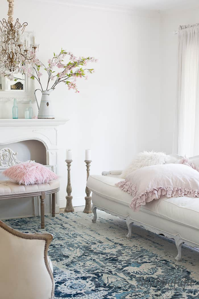 How To Decorate For Spring With Easy Touches