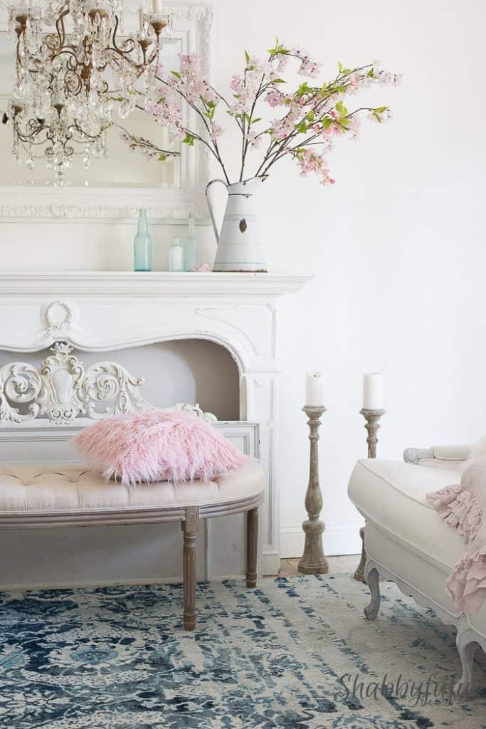 louis french furniture @shabbyfufublog.com
