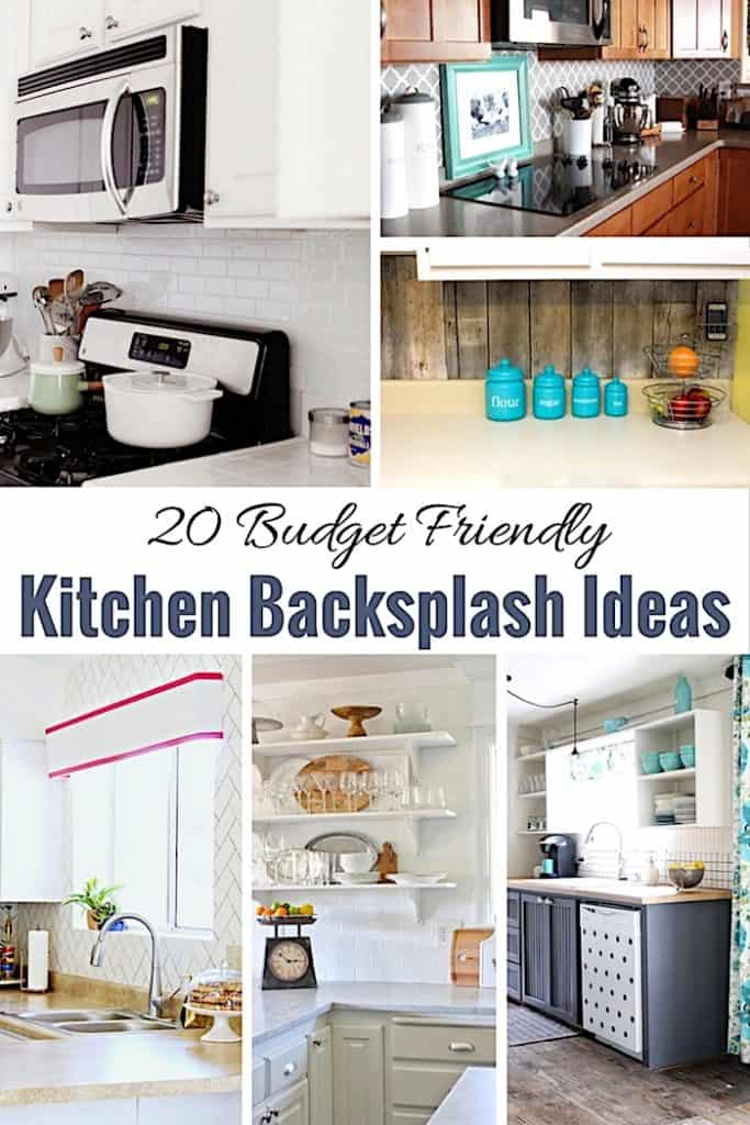 Popular Kitchen Backsplash Ideas On A Budget Property