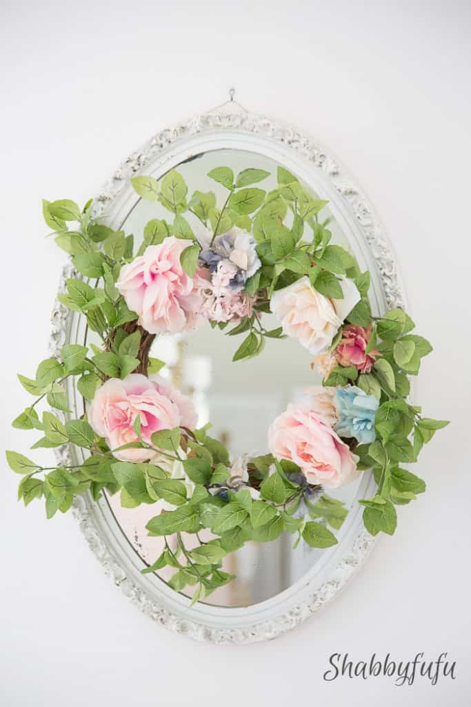 inexpensive wreath ideas