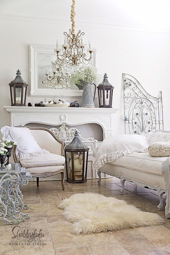shabbyfufu living room french style decor