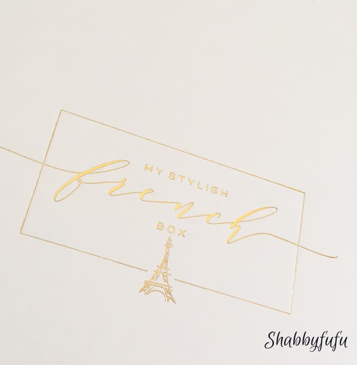 my stylish french box at shabbyfufu