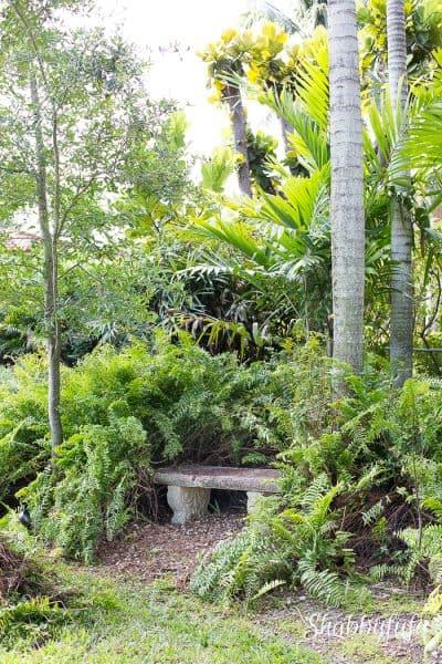 Revealing A Secret Space In The Garden