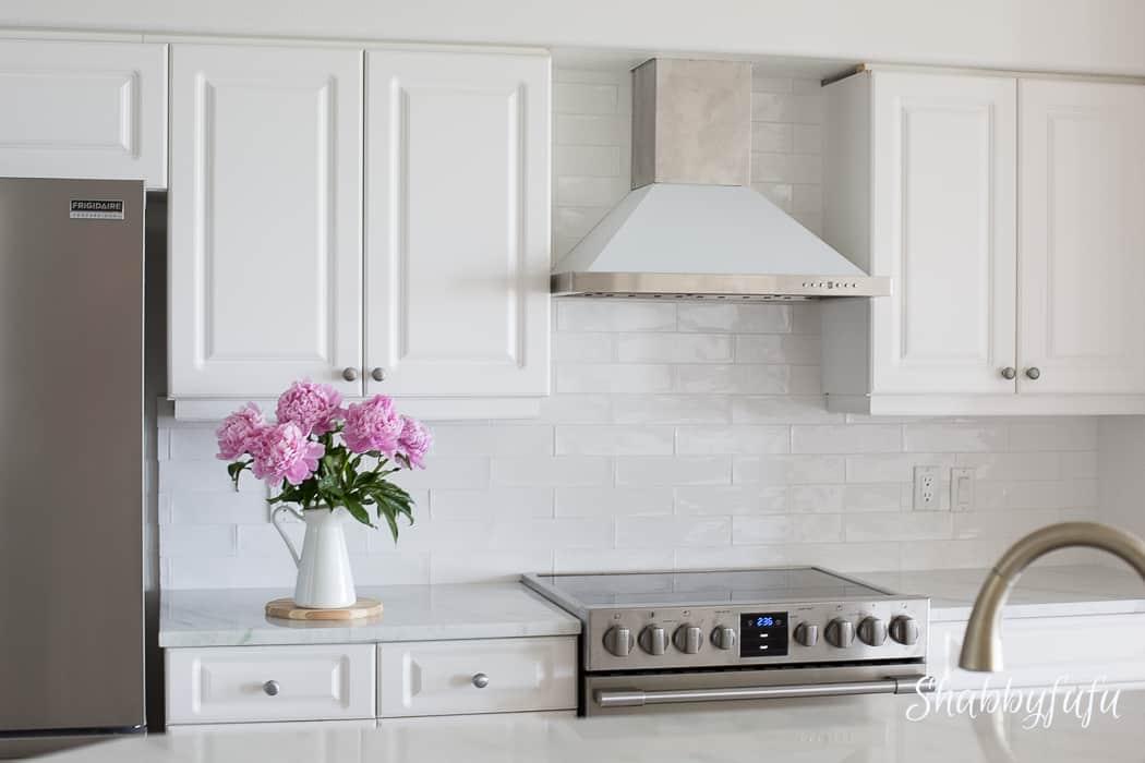 Renovation Of The Beach House White Kitchen