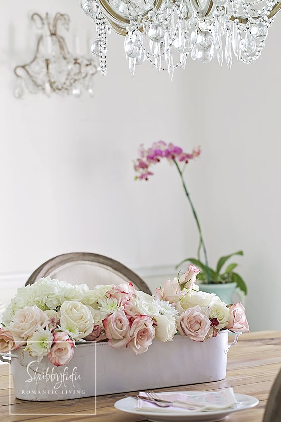 table centerpieces for home