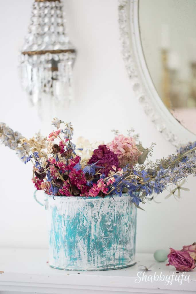 vintage-paint-bucket-with-dried-flowers