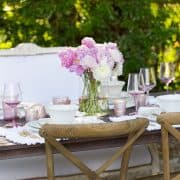 Decor Ideas: Table Setting for Your Mother's Day Table