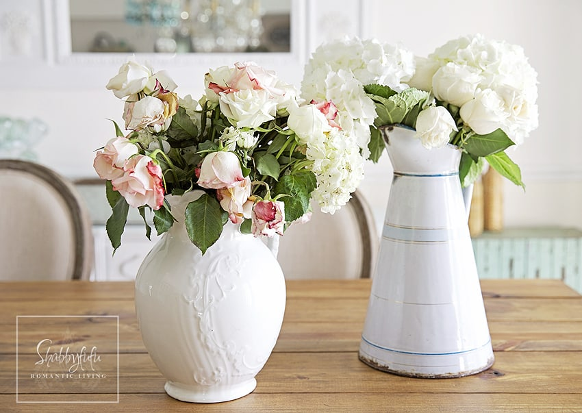 styling flowers for spring