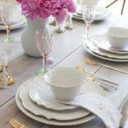 Focus On Practical Table Setting Ideas For Sizable Results