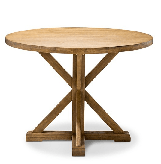 reclaimed-wood-round-trestle-table