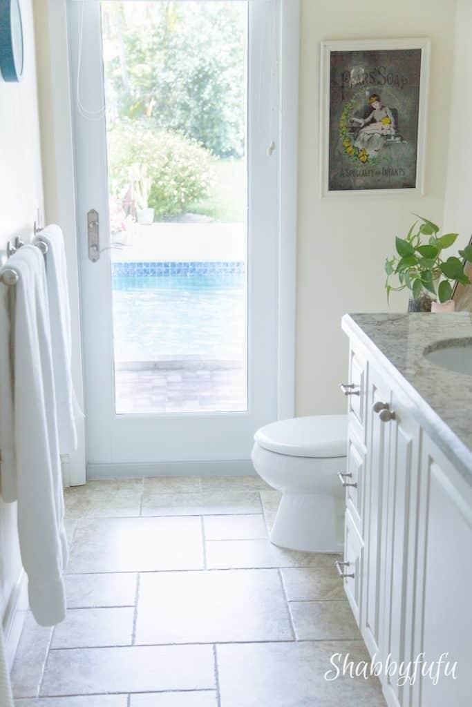 cabana style bath