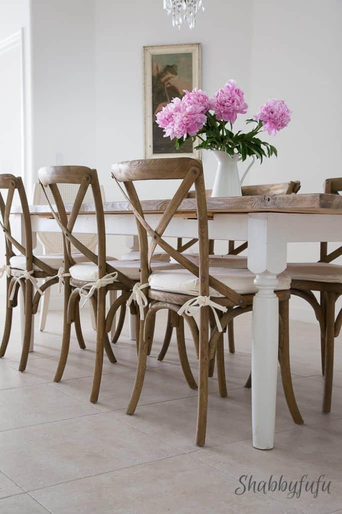 farmhouse table diy - how to build a farmhouse table from scratch