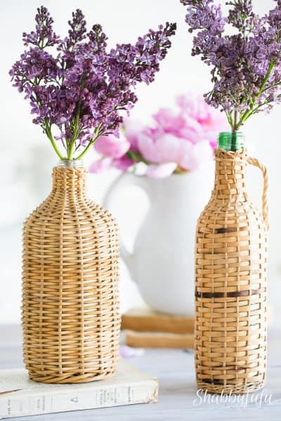 How To Create Easy Farmhouse Floral Arrangements