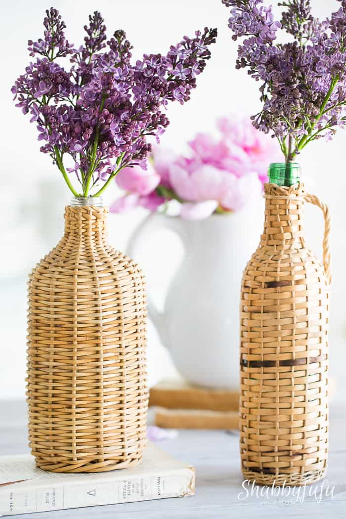 How To Create Easy Farmhouse Floral Arrangements