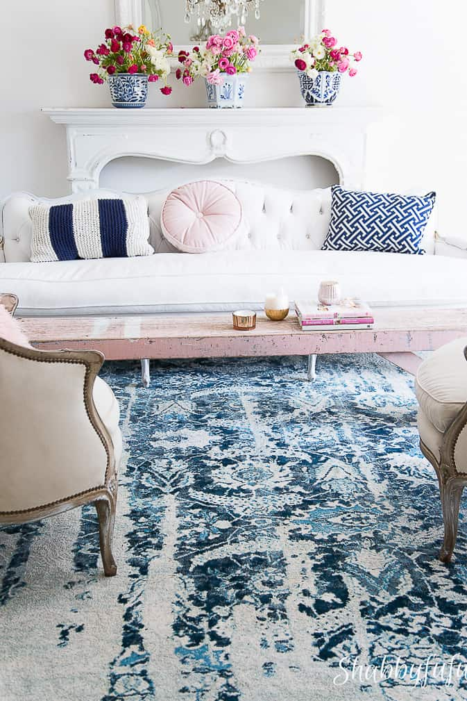 blush-pink-navy-living-room-decorating