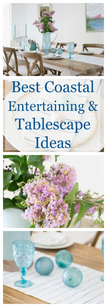 5 Simple Summer Entertaining Tips For A Coastal Look-shabbyfufublog.com