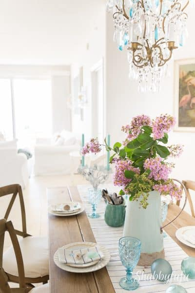 5 Simple Summer Entertaining Tips For A Coastal Look