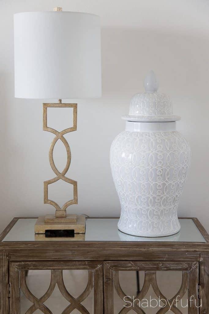 large-white-ginger-jar-gold-lamp
