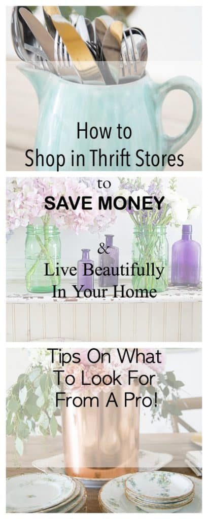 If you've ever wondered how to shop in thrift stores, this is the read for you! Full of great tips that you just can't pass up! #howtoshopinthriftstores #thriftstoreshopping #thriftstores #findingthriftstores