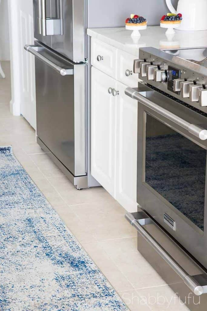 updating appliances in your kitchen