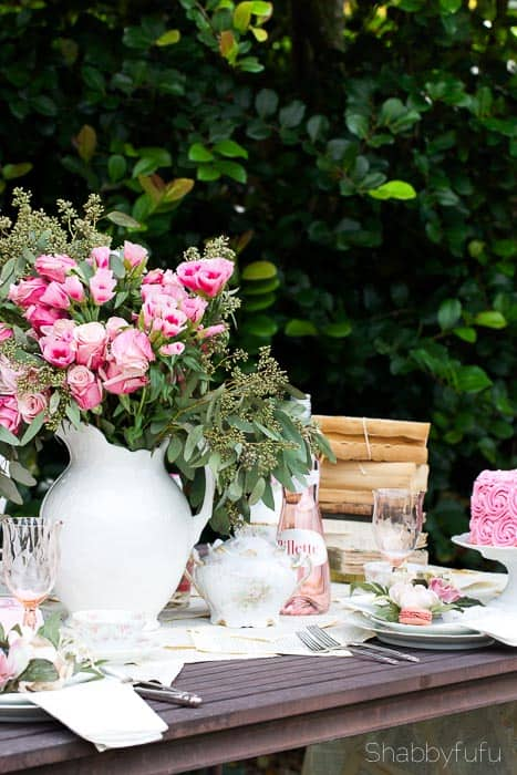romantic-tablesetting