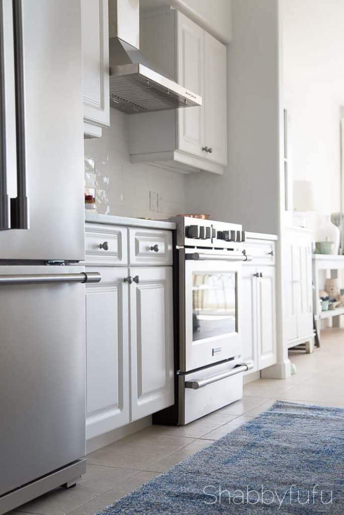 beach house white kitchen shabbyfufu