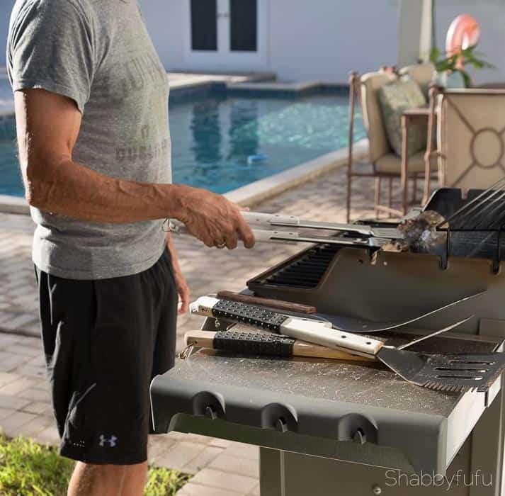 Man grilling shabbyfufublog