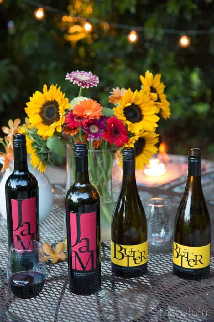 JaM cellars napa valley winery