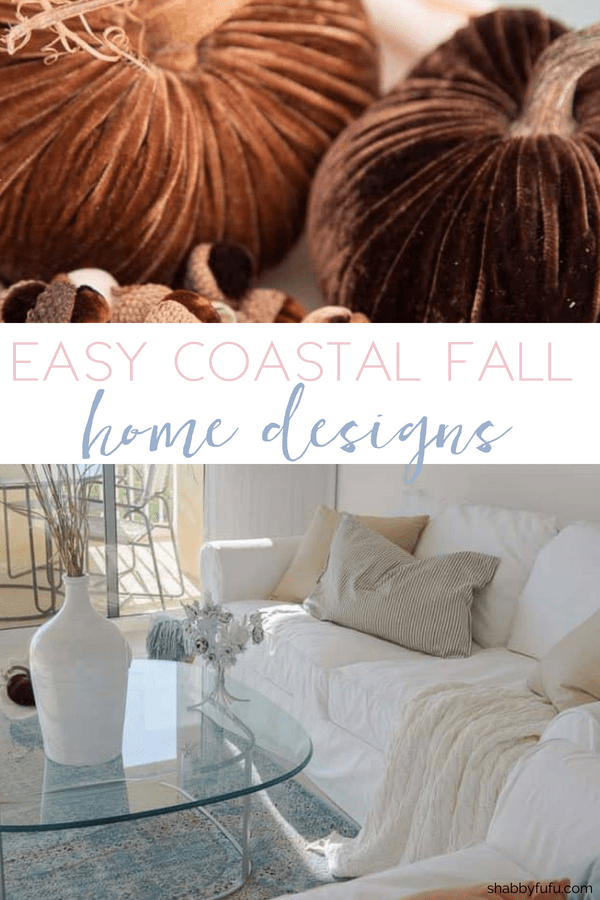 Coastal cottage fall