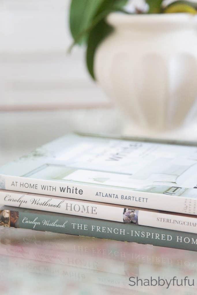 Beautiful Decorating Books - Gift Guide - shabbyfufu.com